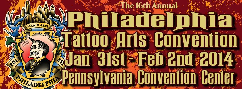 The tattoo arts convention series philadelphia for Tattoo convention pa